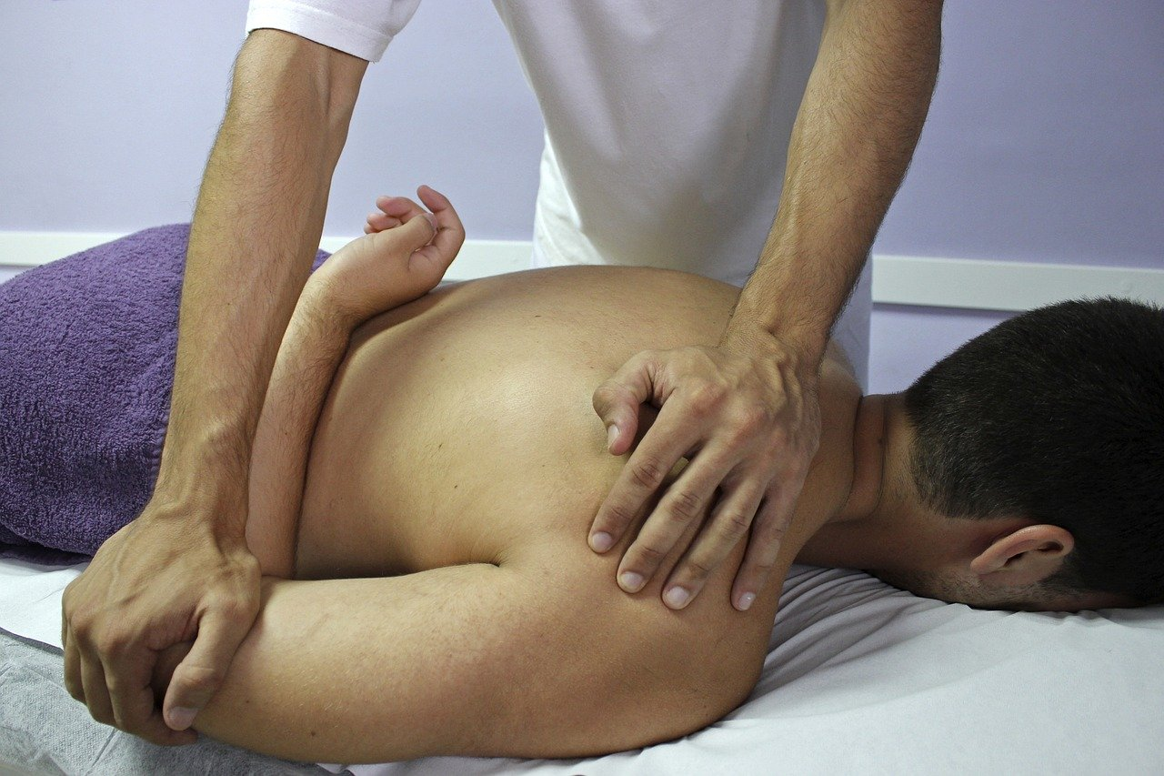 osteopathic treatment technique