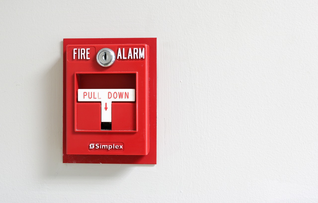 Stress, pain, and fire alarms