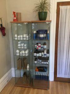 Reception - Supplement Dispensary